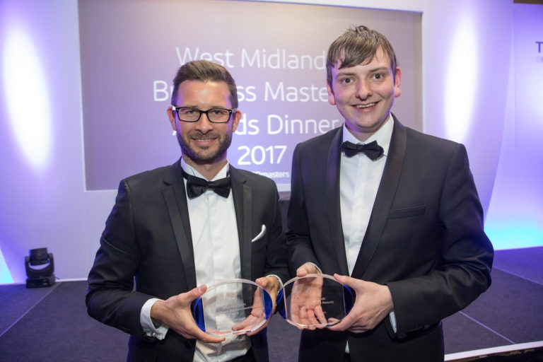 PURITY0088 - West Midlands Business Masters Awards